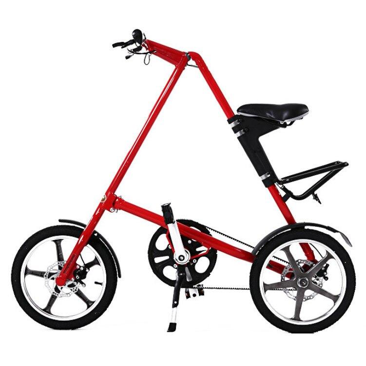 Ursprüngliche X-Front Marke Licht Aluminiumlegierung Faltrad Last - Radfahren - Foto 2