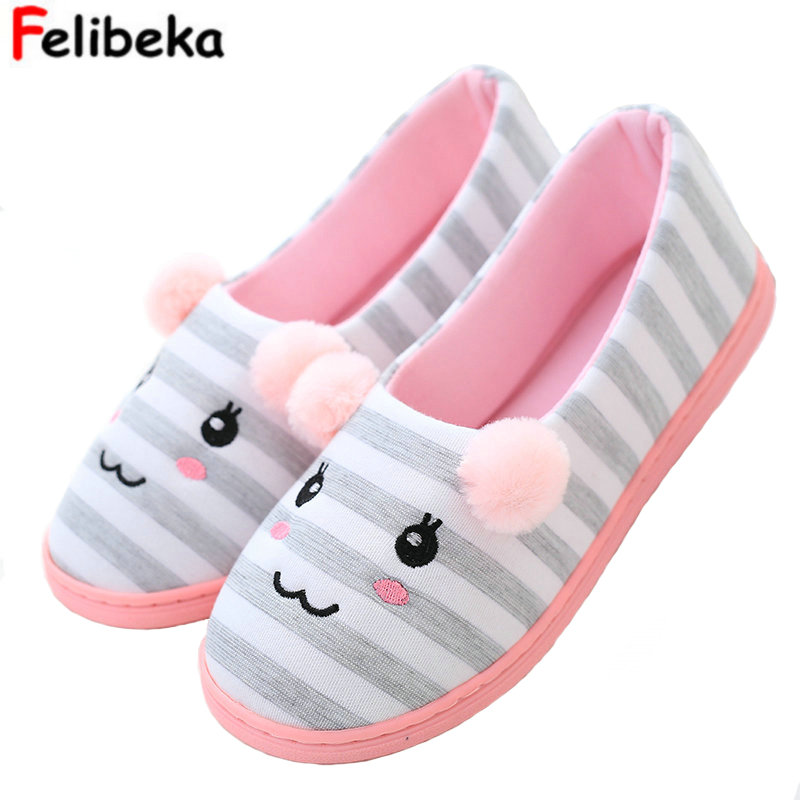 Cute bear Plush Slippers With Leaf Pantoufle Femme Women Shoes Woman House Animal Warm Big Animal Woman Funny Slippers 2017 totoro plush slippers with leaf pantoufle femme women shoes woman house animal warm big animal woman funny adult slippers page 8