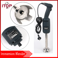 ITOP Brand New Immersion Blender Commercial Fruit Juicer Handheld High Speed Mixer