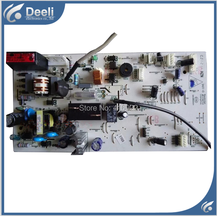 ФОТО 95% new good working for Haier air conditioning computer board 0011800296 control board 0011800296 17  motherboard  on sale