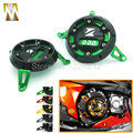 Black/Red/Golden/Green/Titanium Motorcycle CNC Aluminum Engine Stator Cover Engine Protective Cover For KAWASAKI Z800 2013-2015