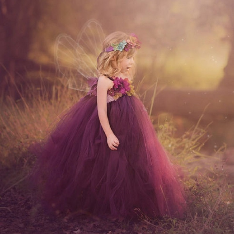 Princess Tutu Fairy tutu dress Flower fairy dress costume for Birthday Party Fairy festival costume dress Tulle Dress TT036K светильники trousselier абажур princess fairy 34х22 см