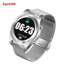 EgoCSM S9 Smart watch Heart Rate Blood Pressure Sleep Monitor Bluetooth 4.0 UV GPS Air Pressure Altitude measure for iOS Android