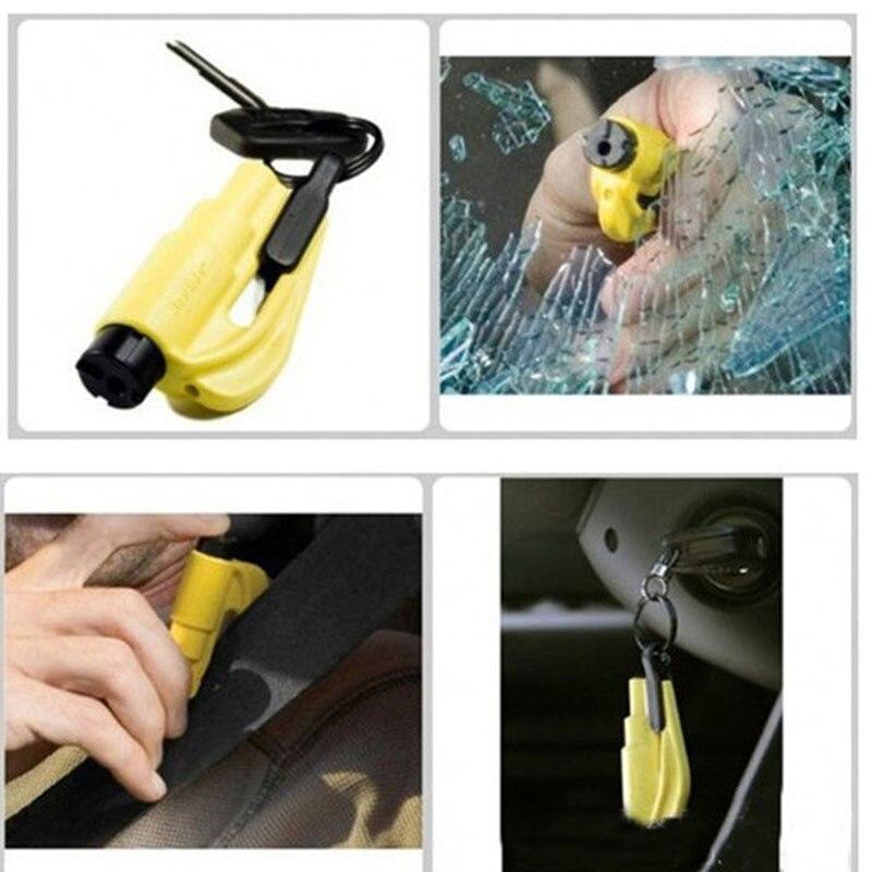 Cutter Tool Seat Belt