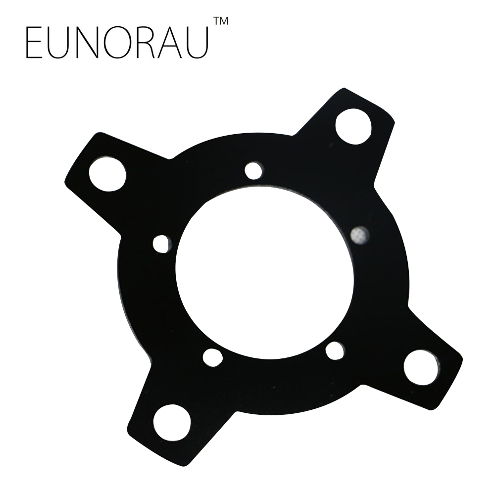 104 BCD Chainring Spider Adaptor Gearing For Bafang 8fun BBS01/BBS02 Mid Drive Motor