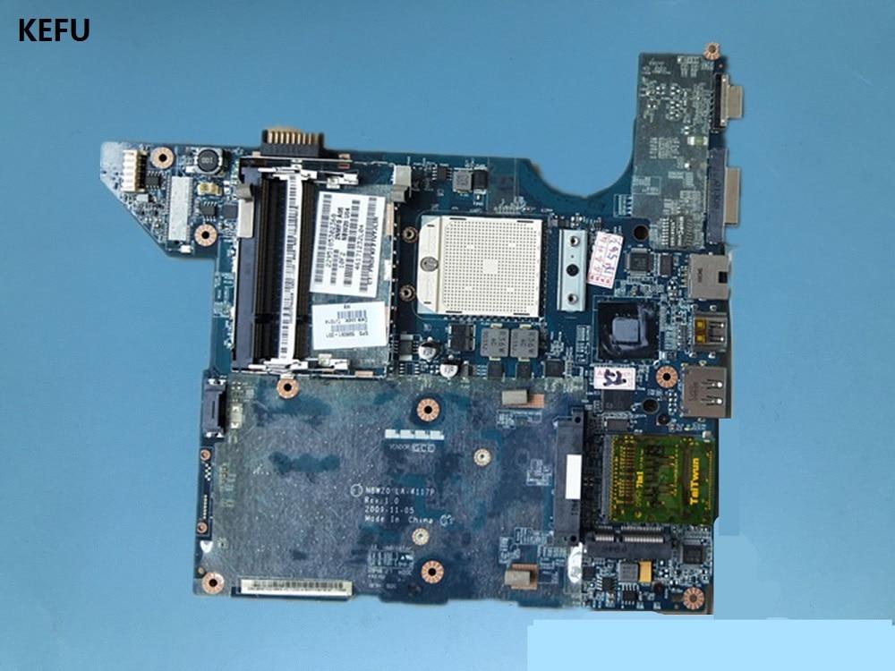 For HP DV4 598091-001 Motherboard LA-4117P