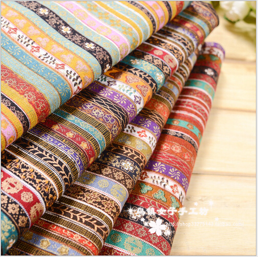 Apparel textile cotton linen sewing fabric tissue to sew 1 for Cotton sewing material