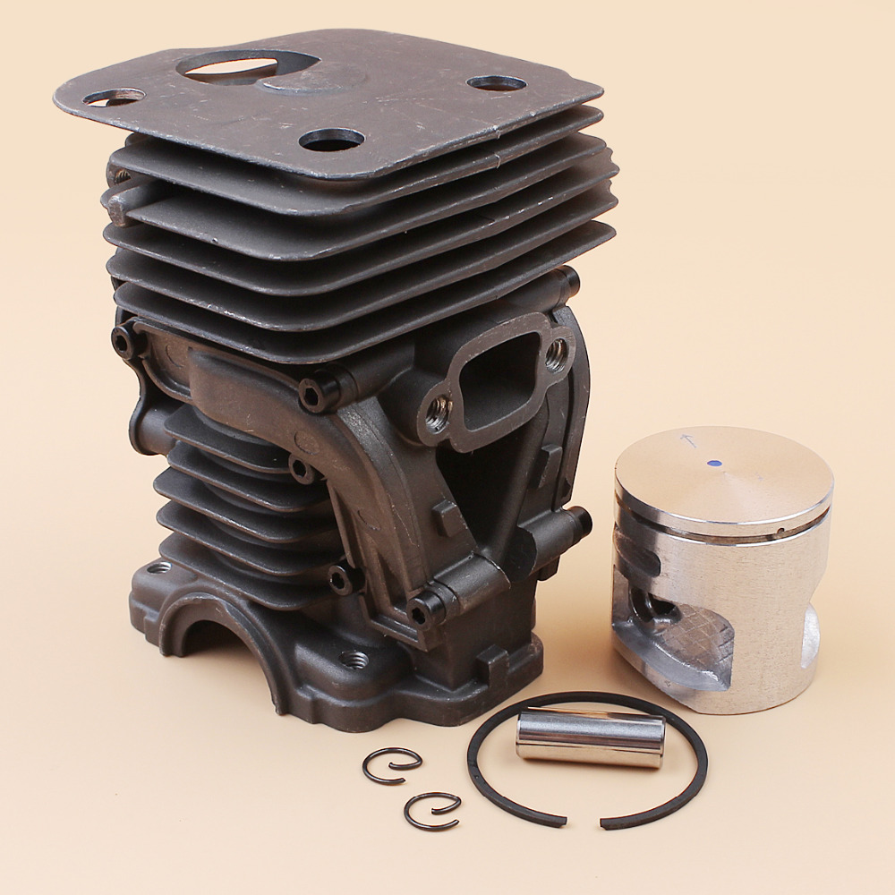 Tools : 44mm Cylinder Piston Kit Fit HUSQVARNA 445 445e 450 450e Jonsered CS2250 CS2245 S Chainsaw Engine Motor Parts