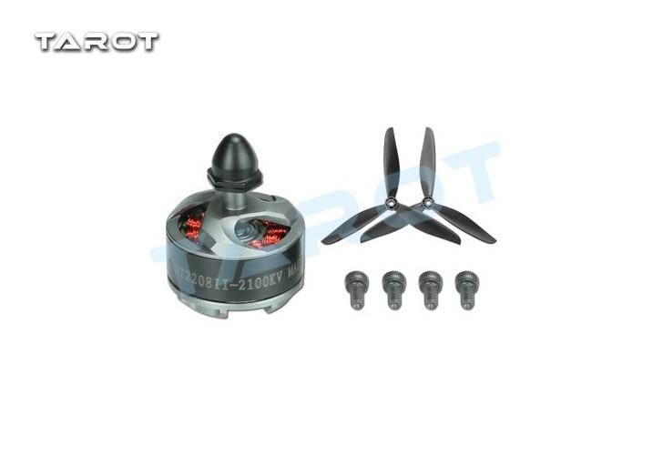 F17850/51 Tarot MT2208 III 2100KV Brushless Motor CCW
