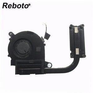 Оригинальный радиатор ЦП для ноутбука Φ X360 13-U вентилятор охлаждения для HP 855966-001, 100% протестирован, быстрая доставка