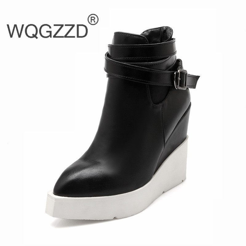 Online Get Cheap Wedge Boots -Aliexpress.com | Alibaba Group