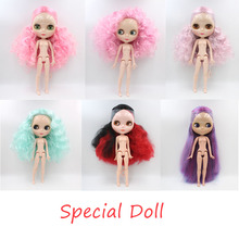 Special dolls, Blyth dolls multi-joint body 19 joint naked dolls DIY dolls, suitable for her to clothes Series 7