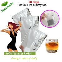 28 Teabags Herbal Slimming Detox Tea FDA Approved To Diet Tea Fast Lost Weight Burning Calorie