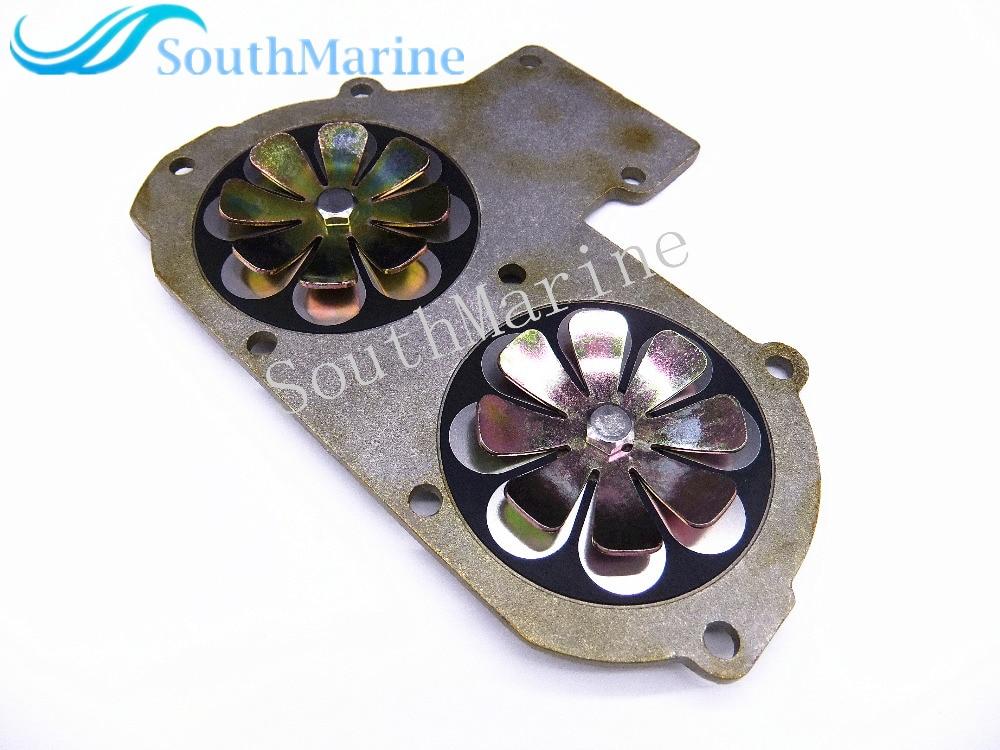 Reed Valve Assy 689-13610-01-00 61N-13610-00-00 for Yamaha C25 C30 CV25 CV30 25HP 30HP Outboard Motors Engine