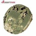 Эмерсон тактический Шлем Обложка Ops-Core Быстро Баллистических AOR2 Airsoft Военная Тактическая Нейлон Материал Прочный велоспорт Шлем Крышка