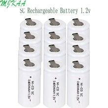 2400mAh 1.2V NI-CD SC Rechargeable Battery  for Makita Dewalt Bosch