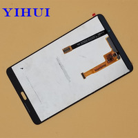 YIHUI Touch Screen Glass Digitizer With Full LCD Display Assembly Replacement For Samsung Galaxy Tab A