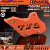 Chain Guide Guad For KTM Husqvarna 125 200 250 300 350 400 450 525 530 EXC