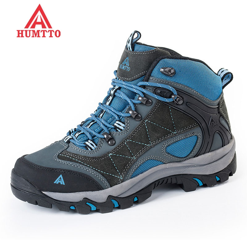 sale hiking shoes men winter sapatilhas mulher trekking boots climbing shoes outdoors women shoe camping  warm plush Medium(B,M)