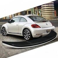 For Volkswagen VW Beetle 2012-2017 Rear Wing Spoiler  Trunk Boot Wings Spoilers Carbon Fiber