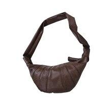 Kapazität Leder Hohe Tasche