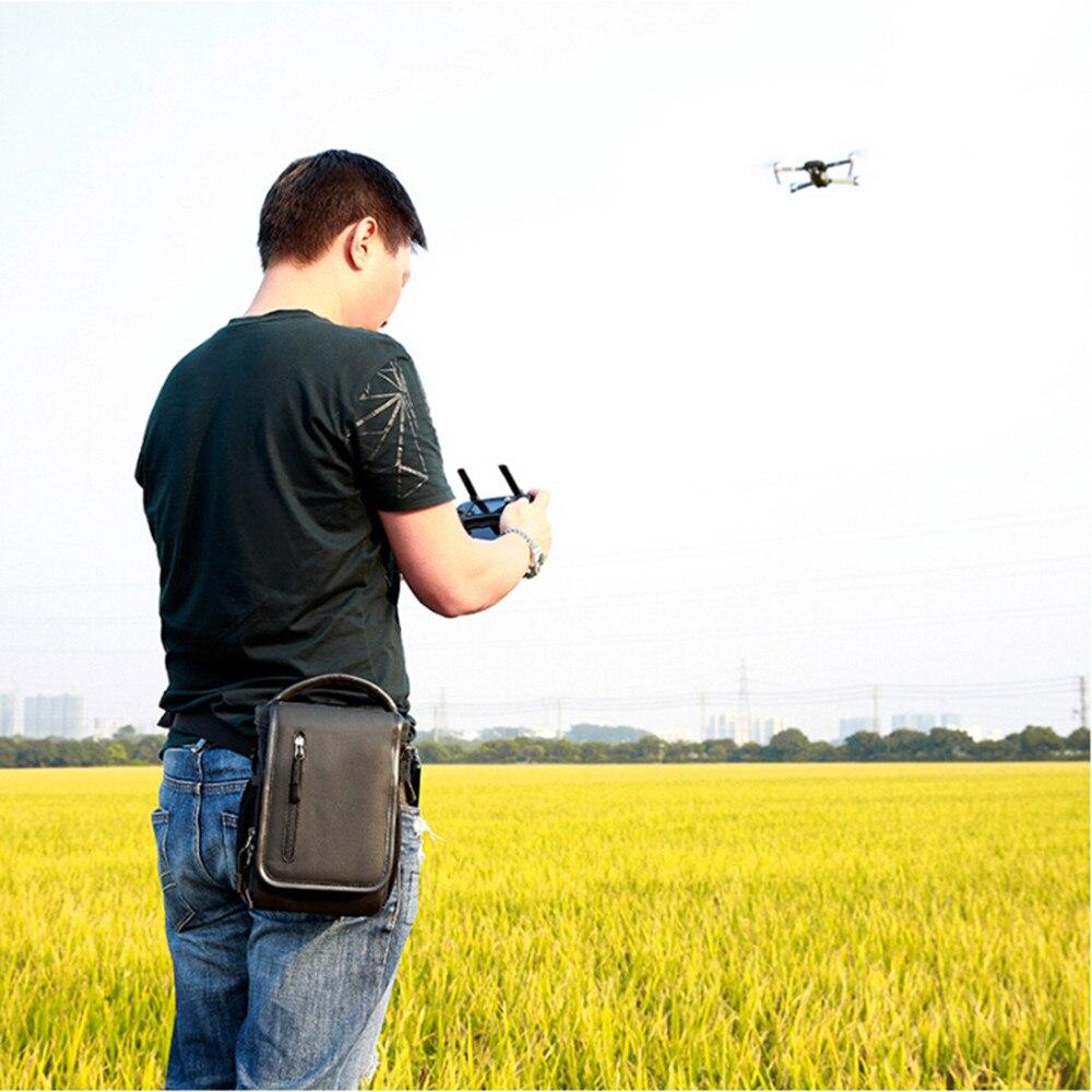OMESHIN New 1x Black Shoulder Bag (Upright) for DJI Mavic Pro Collapsible Quadcopter Futural Digital MAY2