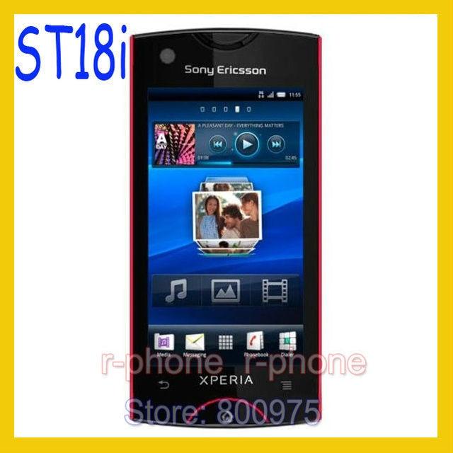 st18i original sony ericsson xperia ray mobile phone st18i red 8mp rh aliexpress com Sony Xperia Phones Sony Xperia Z3