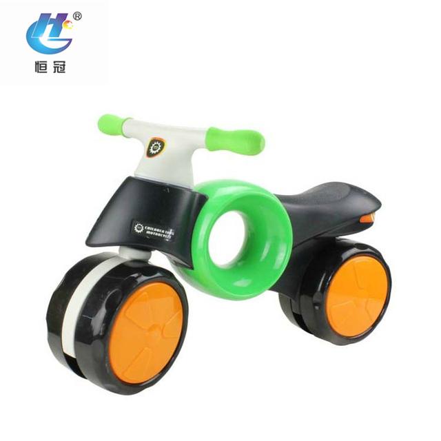 Deslizamiento niño juguetes del bebé del coche de viaje coche andador equilibrio scooter motocicleta de juguete
