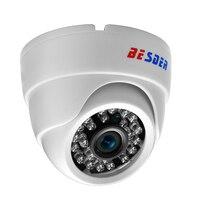 1/4″CMOS 720P 1.0 Megapixel Plastic 24pcs lR LEDs Fixed Lens H.264 Free APP Security Dome Camera Indoor Surveillance IP Camera Surveillance Cameras