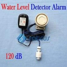 Независимый Главная Уровня Воды Детектор Сигнализации с 120 дб Сирена