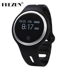 Frezen E07 Bluetooth 4.0 спортивный смарт-браслет IP67 Водонепроницаемый Фитнес трекер Smart Band Watch напоминание для Android и IOS