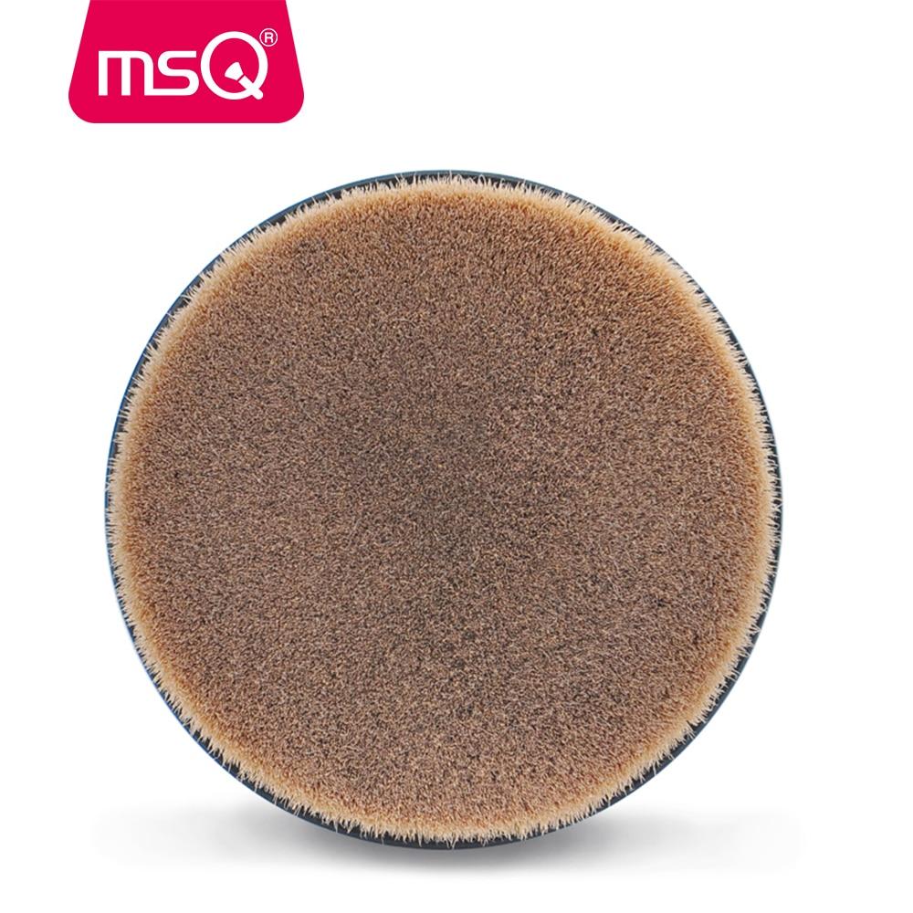 MSQ Nowy O! Koła Pędzle do makijażu 35 Kątowy Foundation Loose - Makijaż - Zdjęcie 3