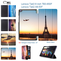 MTT Aircraft Cover For Lenovo Tab 3 8 0 TB3 850F 850M 2016 New Tablet Case