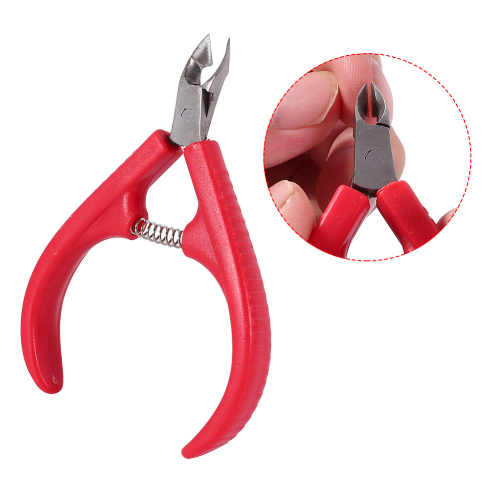 Ikeacasa, 1Pc Stainless Steel Nail Clipper Cutter Nipper Free Shipping