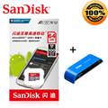 SanDisk Micro sd 32g card 32gb carte sd 16gb TF card 64gb 128gb memory card for Android samrtphone table PC 100Mb/s Class10