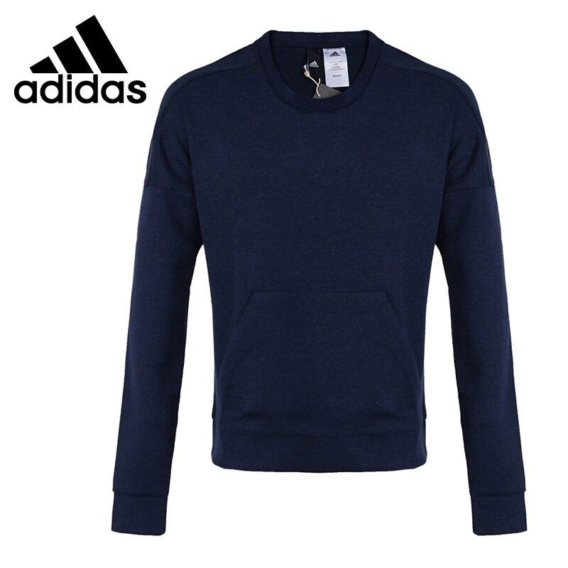 Original New Arrival 2017 Adidas ID STADIUM CREW Men's Pullover Jerseys Sportswear original new arrival 2017 converse men s pullover jerseys sportswear
