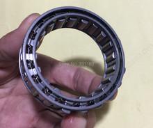 DC4445A rozmiar 44 45*61 11*16 MM sprzęgła jednokierunkowe sprzęgło jednokierunkowe elementy zaciskowe do przodu podwójna klatka przetwornik momentu obrotowego elementy zaciskowe sprzęgła tanie tanio Napęd elementy 4 445cm 1 6cm CZDZ 0 095kg Interchangeable