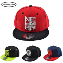 KUNBKANG Adjustable Children NJR Neymar Snapback Hats Hip Hop Caps For Baseball  Cap 36c42aa422e1