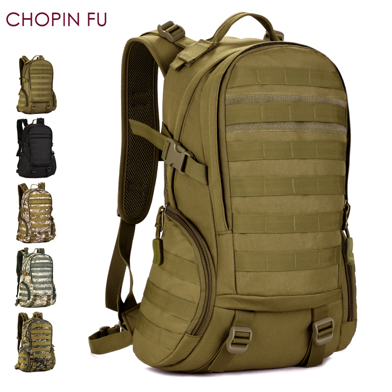 35L Molle bag travel pack small backpack A3101