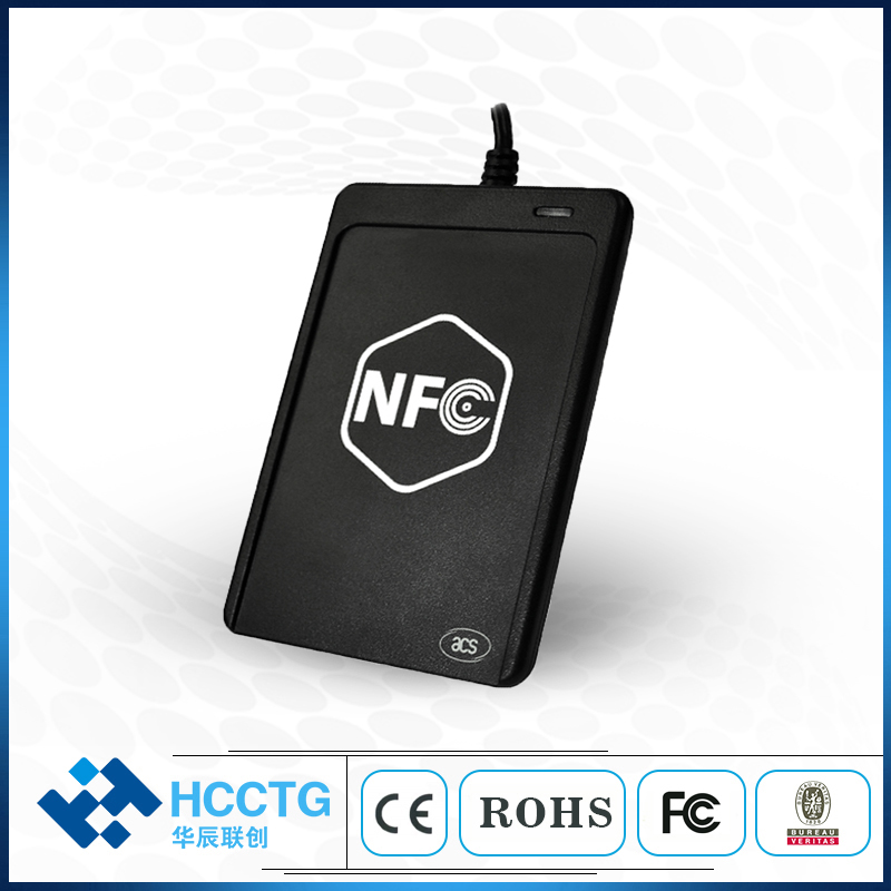 Contactless Card Reader For ISO18092, 14443/M1/FeliCa/Tags USB RFID Reader ACR1251UContactless Card Reader For ISO18092, 14443/M1/FeliCa/Tags USB RFID Reader ACR1251U
