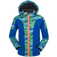 Winter Boys Jackets Children's Fleece Warm Hooded Jacket Girl Coats Children Jacket  Boy Children Clothing Winter 2018 Autumn