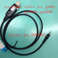 usb programming cable for motorola gp88s,gp3688,gp2000,ep450,cp040 etc two way radio  with the CD driver