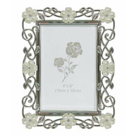 Metal Picture Photo Frames Home Decor Wedding Gifts Photos Gifts Cardboard Holder 90723