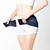 Respirable ultrafina Cogit 3D diseño único BeSlim cintura Pélvica Apoyo para la Corrección de la pelvis y de la cadera, made in Japan