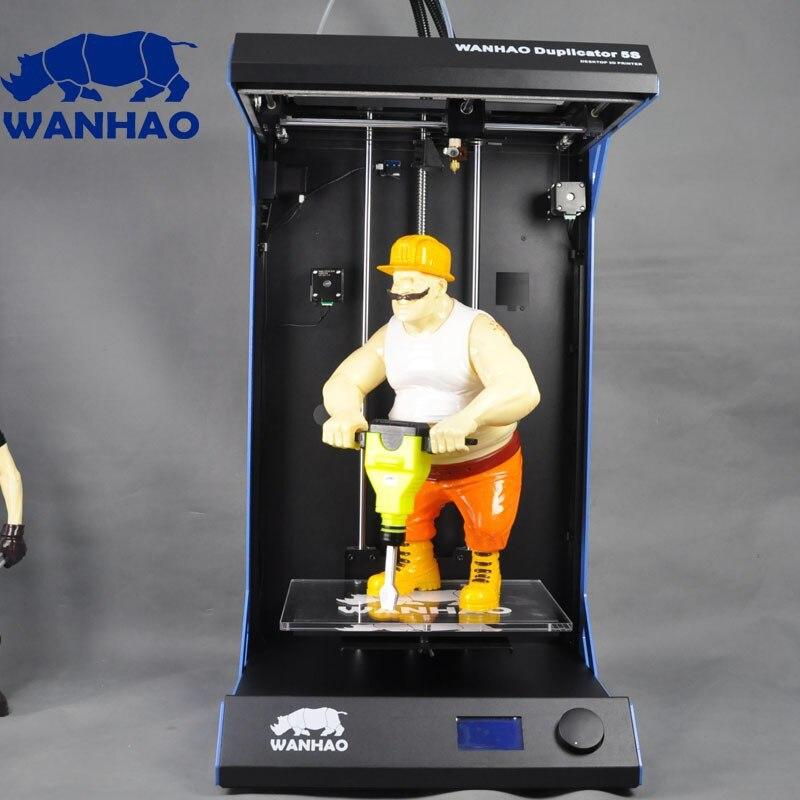 Wanhao brand Duplicator 5 3d large printing machine