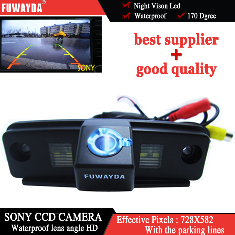 FUWAYDA Promotion Sony CCD Special Car Rear View Reverse Backup Camera Reversing Night Vision For SUBARU Forester /Impreza Sedan