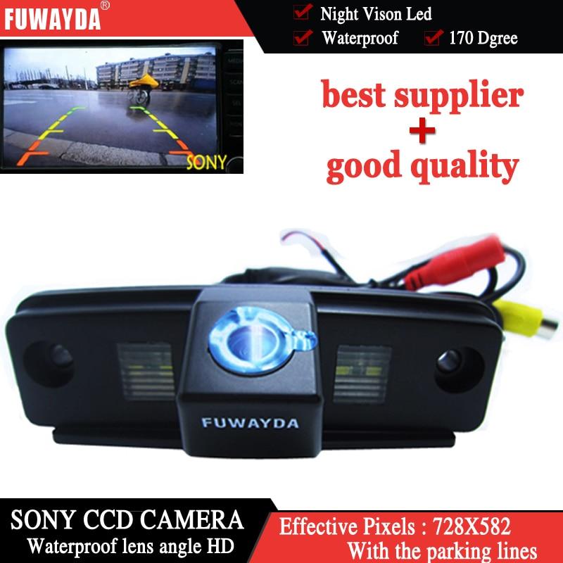 FUWAYDA Promotion Sony CCD Special Car Rear View Reverse backup font b Camera b font reversing