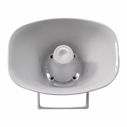 Ben & Fellows 511016 IP network oval horn speaker,15/30W Waterproof for In or Outdoor (supports TCP/UDP protocol)