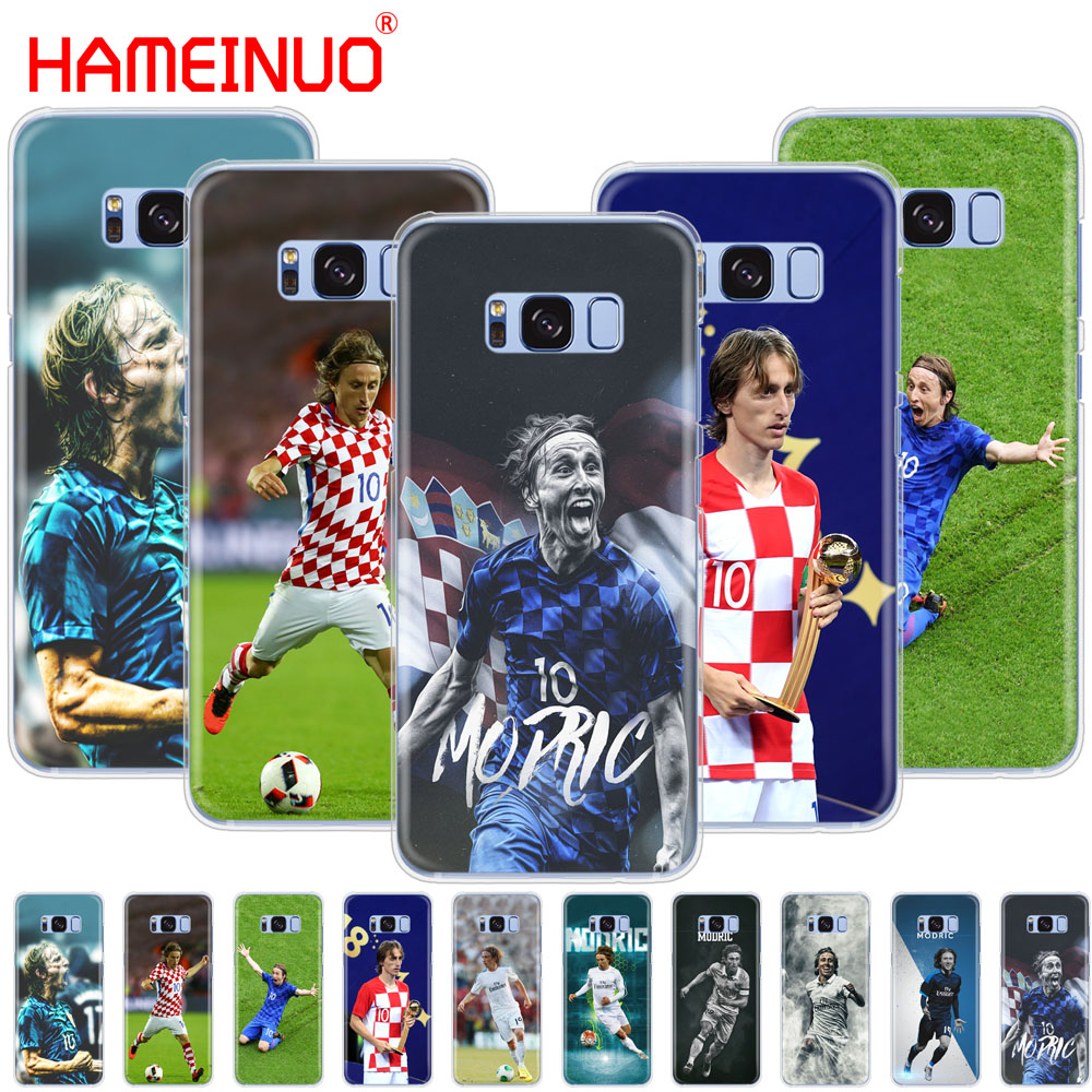 Hameinuo Footballer Luka Modric Cell Phone Case Cover For Samsung Galaxy S9 S7 Edge Plus S8 S6 S5 S4 S3 Mini Relieving Rheumatism And Cold Cellphones & Telecommunications