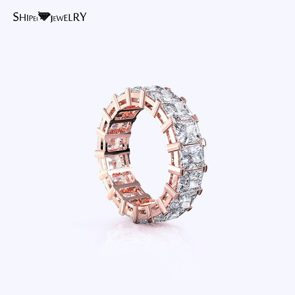 3feb0836e5da Anillo apilable de 3 colores de la joyería clásica de la marca ...